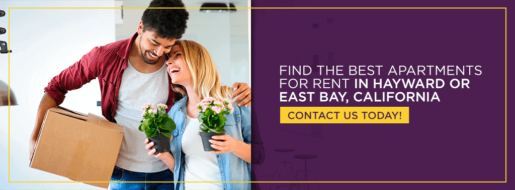 find the best apartments for rent in hayward or east bay california