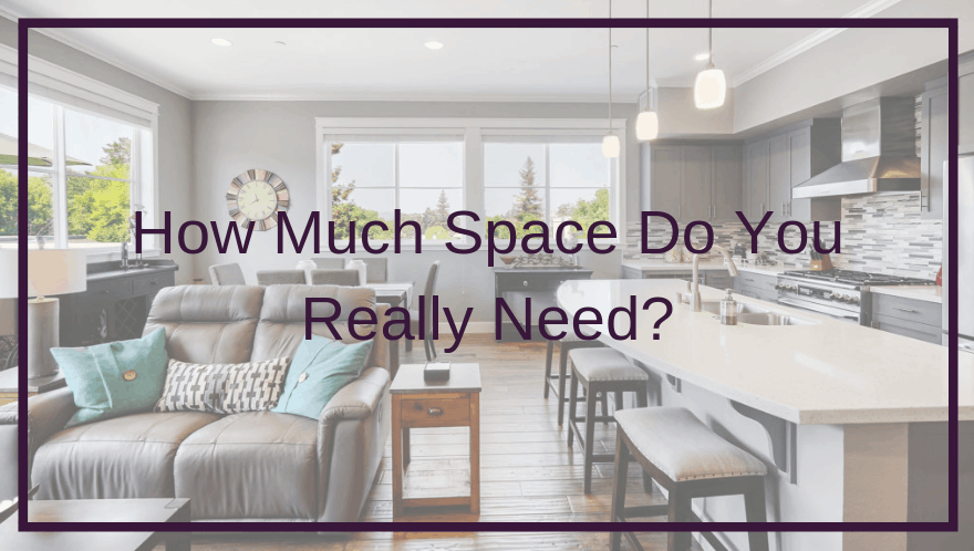 How Much Space Do You Really Need in an Apartment?