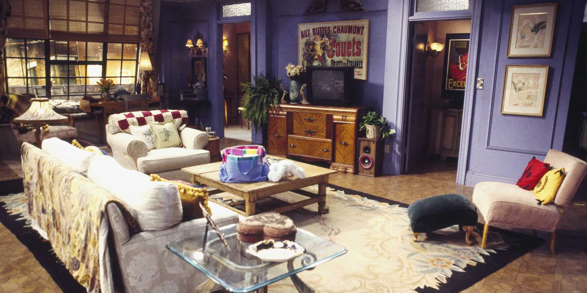 The Most Famous Apartments From Tv Shows Movies