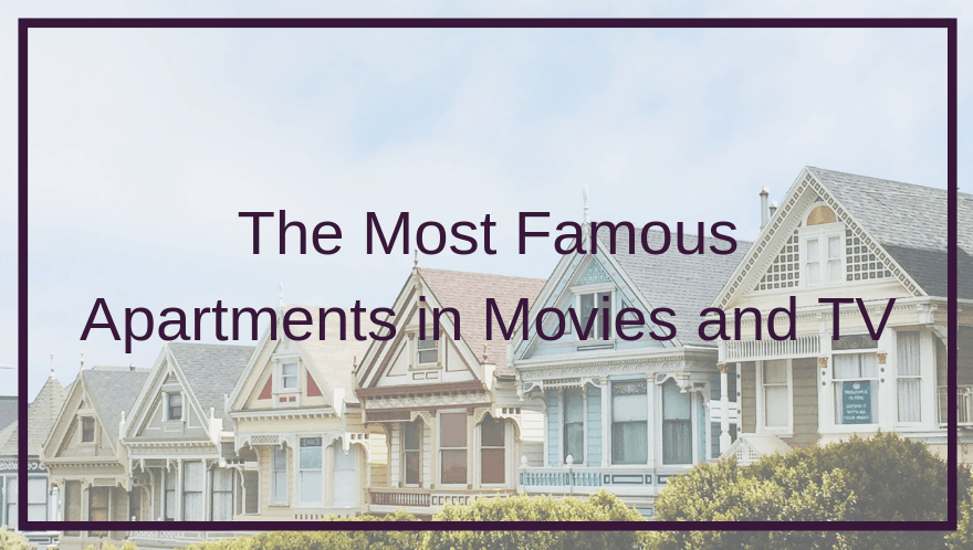 The Most Famous Apartments in Movies and TV