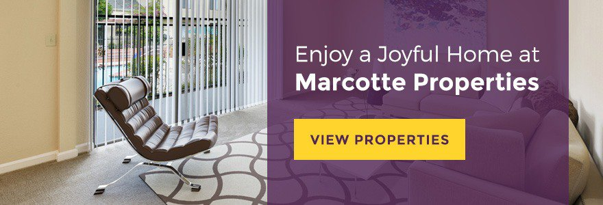 Enjoy a joyful home with Marcotte Properties