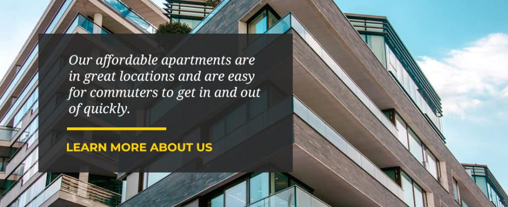Contact Marcotte Properties for Affordable Apartments in the Bay Area