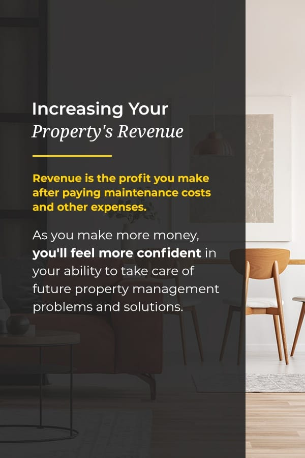 increasing your property's revenue