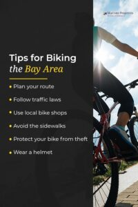 tips for biking in the bay area
